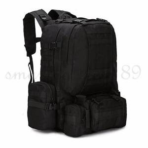 17 inch Laptop / 50L Backpack Hiking Bag with waist strap Melbourne CBD Melbourne City Preview