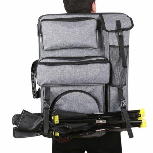 Large Art Storage Bag Drawing Board Painting Tools Backpack Waterproof Carry Bag