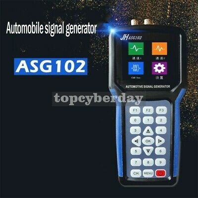 New Digital Car Automotive Signal Generators 2 Channels With Can Data Function