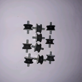 Mini exhaust bobbins