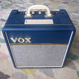 VOX tube amplifier AC4C1 - BL - Reduced to sell.