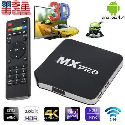 Android 4.4 Mini Smart TV BOX Amlogic S805 Small Size Quad Core 1G 8G WIFI Media