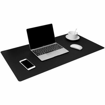 Desk Pad 32x16 Laptop Desk Mat Blotter Waterproof Writing Leather Mouse New