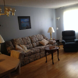 Fully Furnished 1 Bedroom Apartment in Tumbler Ridge