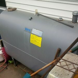 Oil Tank 2004-Makes great burn barrel!