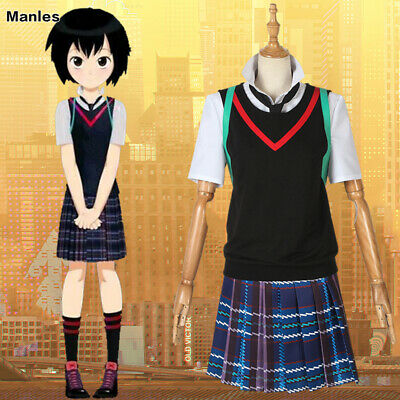 Spider-Man Into the Spider-Verse Costume Peni Parker Cosplay Halloween Outfits - Penis Outfit