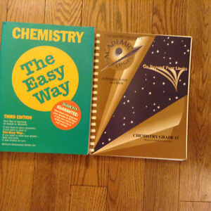 CHEMISTRY WORKBOOK GREAT FOR HIGH SCHOOL STUDENTS
