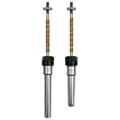 2xrotarys Top Lathe Machine Revolving Centre Wood Turning Ballpoint Pen Mandre