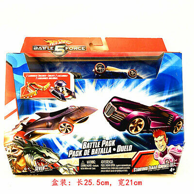 Hot Wheels:Battle Force 5 Tangler Buster Chopper Saber Reverb