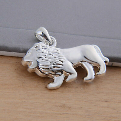 - LION ANIMAL cat tiger pendant 20