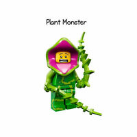 Lego series 14 collectible minifigure Plant Monster and Banshee