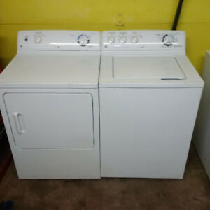 GE Washer and Dryer Set Excellent Working Order