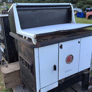 Vintage Stoves - $100 - located Acheson