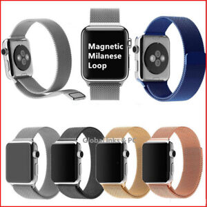 Generic Apple 1,2,3,4 Watch Milanese Bands 38/40mm 42/44mm