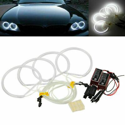 CCFL LED Angel Eyes Ringe Halo Standlicht Lampe Für E36 E38 E39 E46 Scheinwerfer