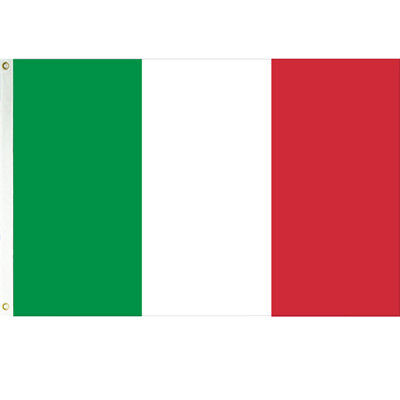 3x5 Italy Flag Italian Flag Indoor Outdoor Polyester Banner FAST USA SHIPPING