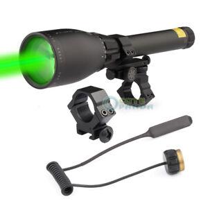 Green Laser Genetics ND3 x50 Long Distance Laser Designator Pointer with Mount