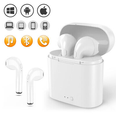 Wireless  Headphone  i7 Earbuds Bluetooth TWS Earphone