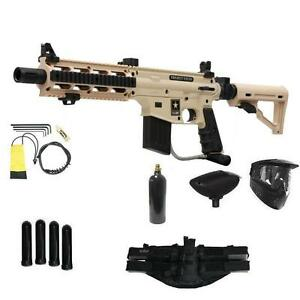 project salvo paintball gun Us army project salvo 68 caliber paintball marker true milsim look paintball marker with proven performance and reliability all aluminum receiver.