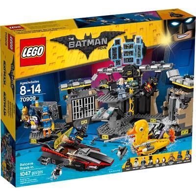 The Lego Batman Movie   Batcave Break In  70909