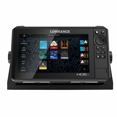 Lowrance HDS-9 LIVE Fishfinder with Active Imaging 3-in-1 and Aus/NZ Maps