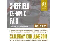 Sheffield Ceramic Fair