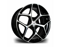 "*Load Rated* x4 20"" Riviera Victus Alloy Wheels VW T5 T6 T6.1 Amarok 8.5J"