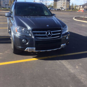 2011 Mercedes-Benz M-Class ML63 AMG FULLY LOADED SUV, Crossover