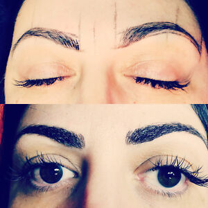 Microblading and Lash Extensions Cambridge Kitchener Area image 1