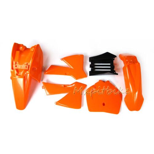 KTM50 Body Plastic Fender Kit Senior Adventure Junior 50cc SX SR JR