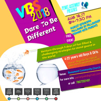 VBS Dare to be different