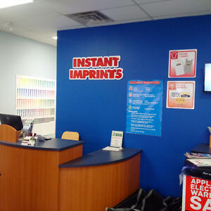 Promotions, Signs and Embroidery Franchise for Sale