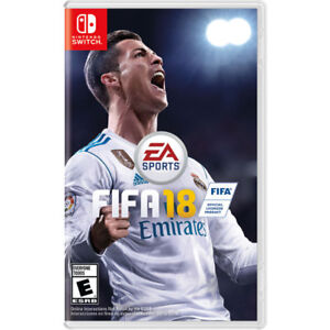 Brand new & sealed Fifa18 - Nintendo Switch