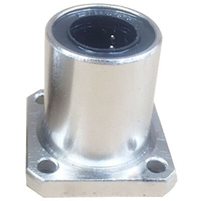 8mm Inner Diameter Square Flange Linear Motion Bushing Ball Bearing Lmk8uu N3