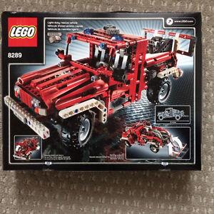 Lego 8289 Technic Firetruck Edmonton Edmonton Area image 2