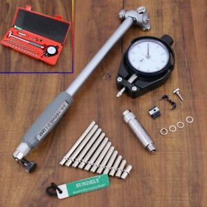 Metric Dial Bore Gauge 50-160MM 0.01MM Bridge Cylinder Internal Bore Measuring