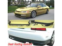 NEW Honda Accord SV4 CD6 SEDAN Rear MUGEN Style Bumper Lips 94-97 Fiberglass OEM