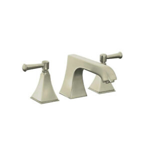 Kohler Bathtub Faucet Brushed Nickel