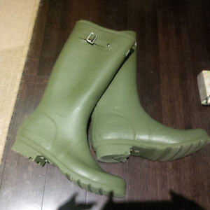M&B Moneysworth and Best Women's Rubber Welly Boots NEW S- 10