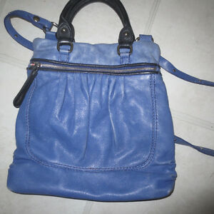 THE SAK LEATHER CROSS BODY PURSE
