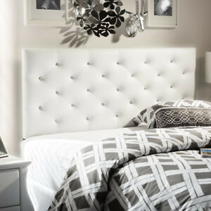 **AMAZING DEAL** BRAND NEW, UNOPENED Upholstered Panel Headboard
