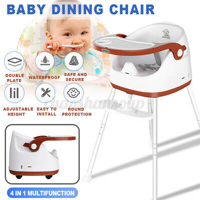 baby high chair 4 in 1 elevated