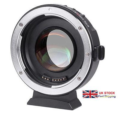 UK Seller Viltrox EF-M2 Speedbooster 0.71x Adapter Canon EF to M43 MFT Metabones