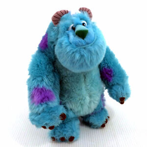Sulley Plush Stuffed Animal Monsters Inc Disney Parks Exclusive