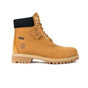 OVO x Timberland Wheat Boots Size 9.5 Deadstock w/ Receipt Drake