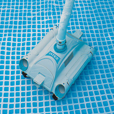 Intex Aboveground Swimming Pool Automatic Vacuum Cleaner 28001E