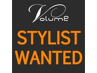 QUALIFIED HAIR STYLIST WANTED