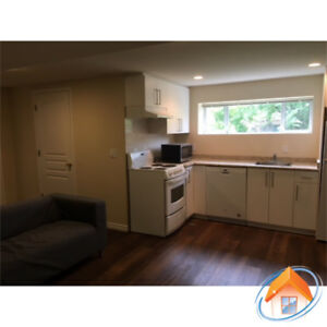 Basement Suite/Apartment for Rent in Burnaby - Roommate Needed