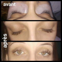 Technicienne en pose de cils & ongles