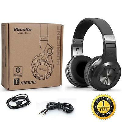 New Bluedio Turbine Hurricane H Bluetooth 4.1 Wireless Stereo Headphones Headset